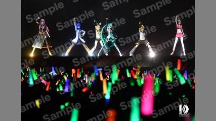 初音ミク「マジカルミライ 2017」Live Photo