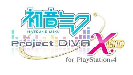 PS4版「初音ミク Project DIVA X」とPSVR