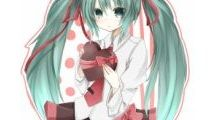 ファミマ「初音ミク Happy Valentine セット」