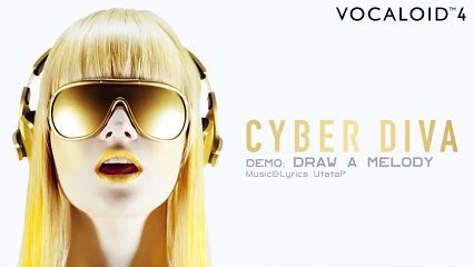 ヤマハ:VOCALOID4「Cyber Diva(?)」