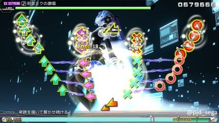 PS4「初音ミク Project DIVA FT/FTDX」に追加譜面
