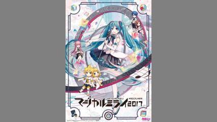 初音ミク「マジカルミライ2017」BD&DVD情報