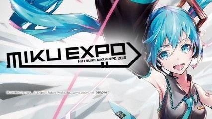 初音ミク「MIKU EXPO 2016」シカゴ公演