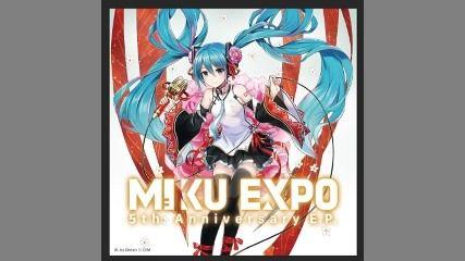 MIKUEXPOの5周年記念CD