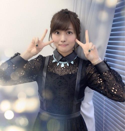 【画像】アイマス声優の沼倉愛美さん、ムチムチの二の腕を披露する