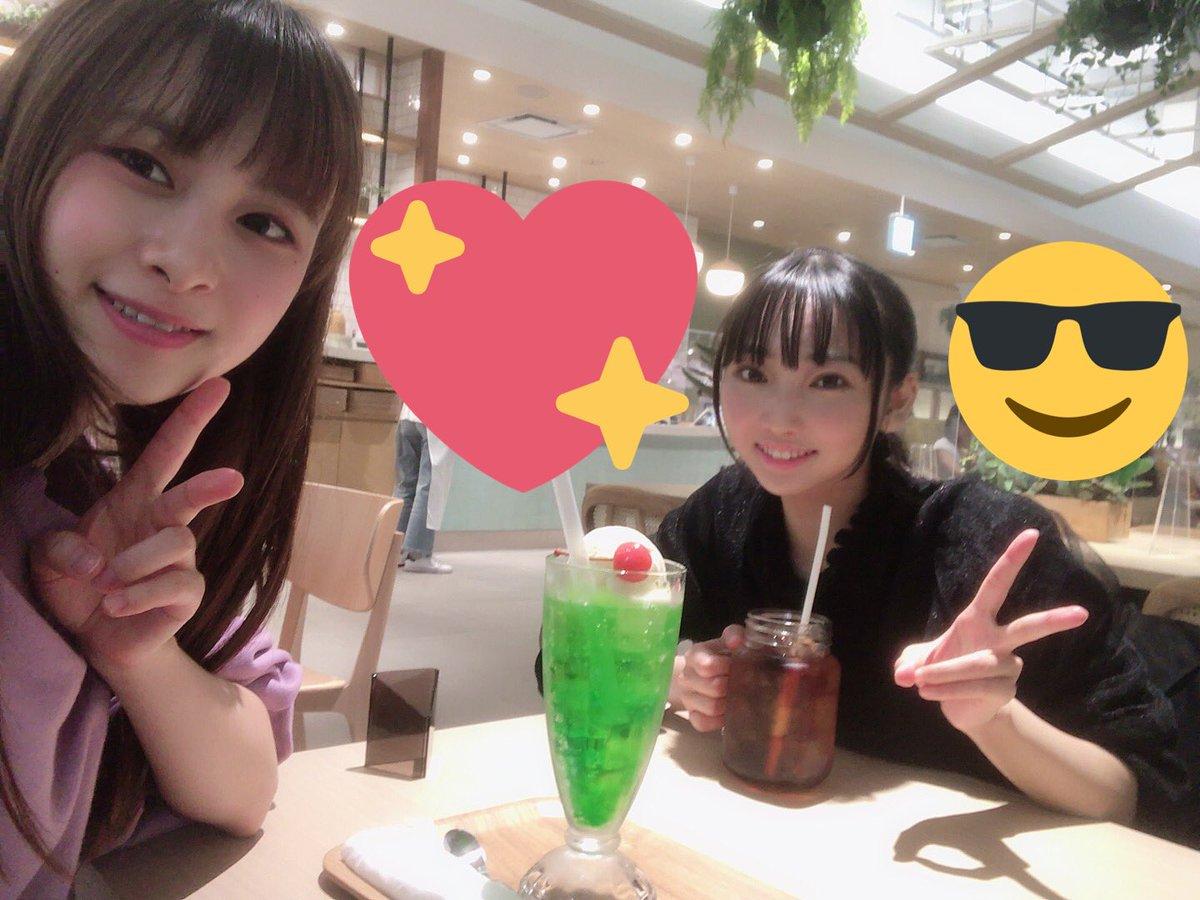 【朗報】矢野妃菜喜さん、前田佳織里さんとデート!