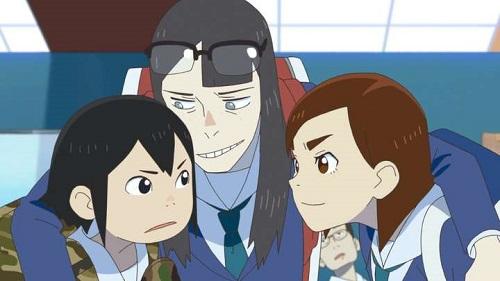 今期アニメ『映像研には手を出すな!』、覇権決定