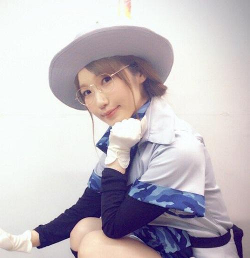 【画像】内田彩ちゃんのミライさんコスが可愛すぎるwww