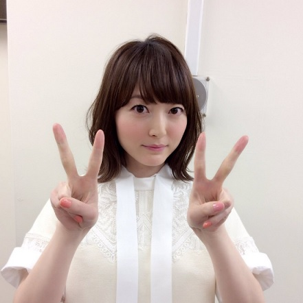 花澤香菜さんの最新画像がこちらwww