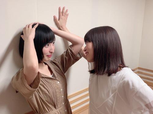 【画像】佐倉綾音さん、壁ドンされる