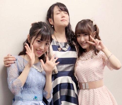 【画像】日高里菜ちゃんと石原夏織ちゃんの胸の膨らみwww