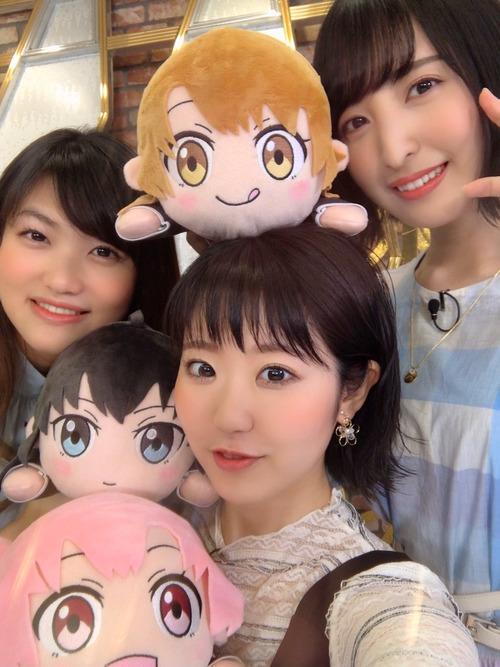 【画像】早見沙織さん、東山奈央さん、佐倉綾音さんが可愛すぎると話題www