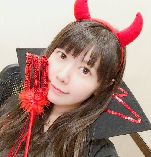 【画像】竹達彩奈さんが悪魔のコスプレをした結果www