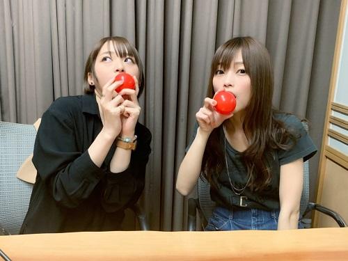 【画像】井澤詩織さんと立花理香さんの百合www