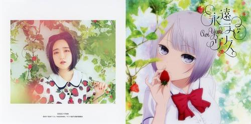 【朗報】最近の声優がアニメキャラと同じくらいかわいいと話題www