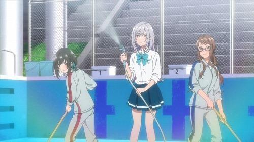 アニメの世界特有の現象www