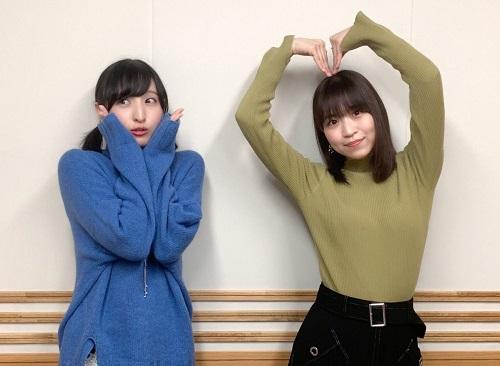 【画像】佐倉綾音さんと大西沙織さん、ガチのマジでいちゃいちゃしている件
