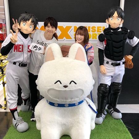 【朗報】梶裕貴さんと内田真礼さん、仲がよさそう