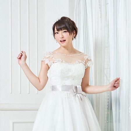 【画像】井澤詩織さん、最新ウエディングドレス姿も美しい