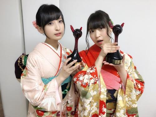 【画像】佐倉綾音さん、着物姿が美しすぎる・・・