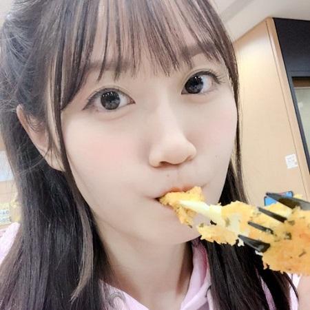 【画像】声優の小倉唯ちゃん、食べてる姿が可愛すぎるwwww