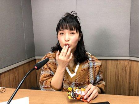 新田恵海さん、チョコを食べてえちえちな表情をしてしまう