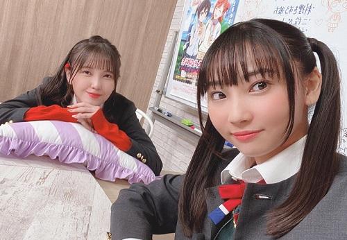 【朗報】声優・鬼頭明里さんと矢野妃菜喜さん、朝まで一緒にゲームするw