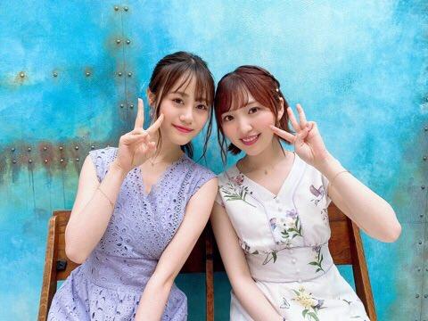 【朗報】伊藤美来さんと豊田萌絵さん、生足を披露するwwww