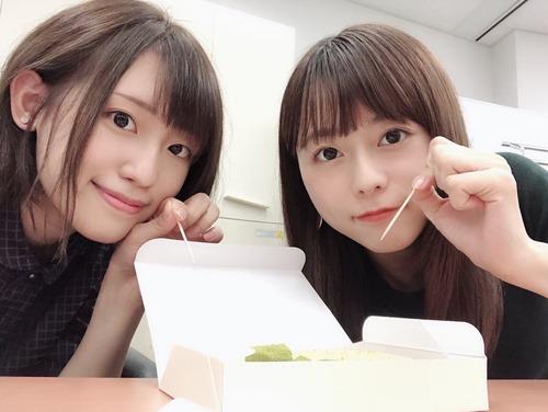 【画像】高橋李依ちゃん(りえりー)と水瀬いのりちゃん(いのりん)のツーショット、可愛すぎる