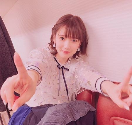 【画像】内田真礼さん(30)、髪を切る