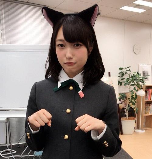 【画像】久保田未夢さんって結構ガタイ良いなwwww