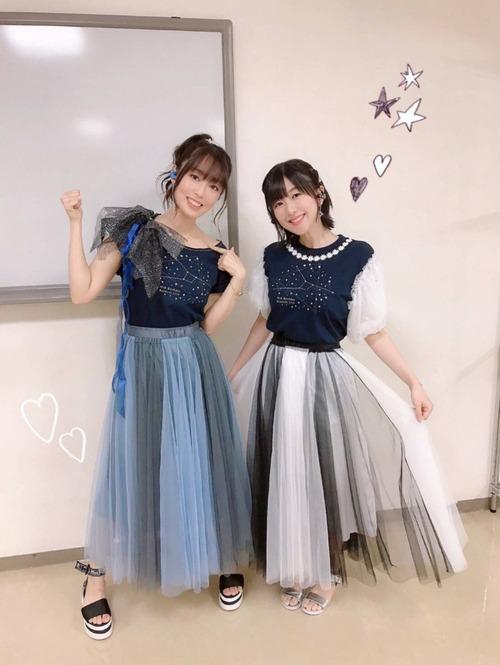 南條愛乃さん(35)、日笠陽子さん(34)、茅野愛衣さん(31)の最新画像がこちらwww