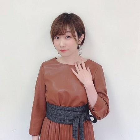 【画像】田所あずさという声優さん、結構美人じゃね?