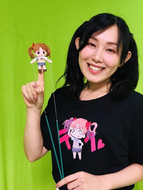 【画像】新井里美さんのツインテール姿の破壊力wwww