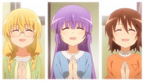 【朗報】きららアニメ最高傑作、三者三葉に決まる