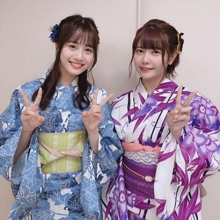 【画像】伊藤美来さんと竹達彩奈さんの浴衣着wwwwww
