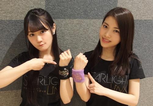 2人組→ゆいかおり、3人組→TrySail、4人組→スフィア、6人組→i☆Ris