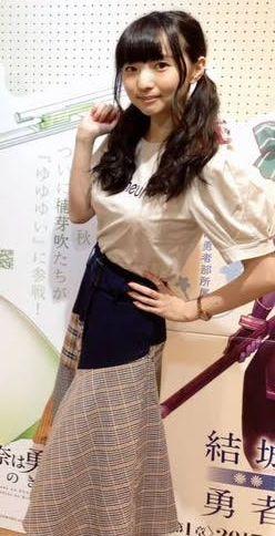 【画像】田中美海さん、細身で童顔なのにデカい・・・