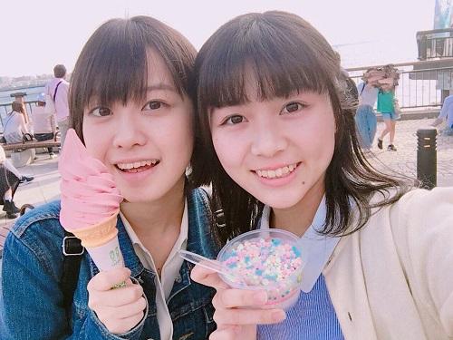 【朗報】美少女声優の楠木ともりちゃん(18)、岩倉あずさちゃん(18)と江ノ島デートwww