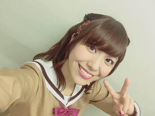 【画像】愛美さん、本来の笑顔を取り戻す
