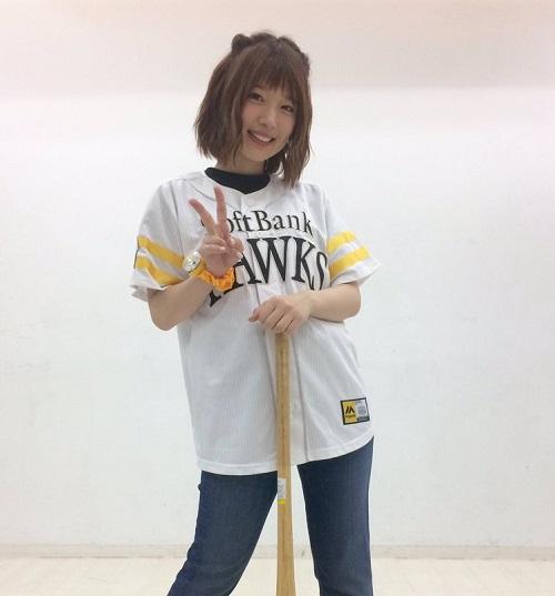 内田真礼とかいう野球好き声優さんwww