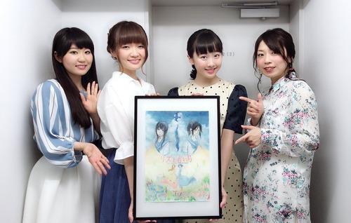 【悲報】本田望結さん、女性声優たちを公開処刑してしまう