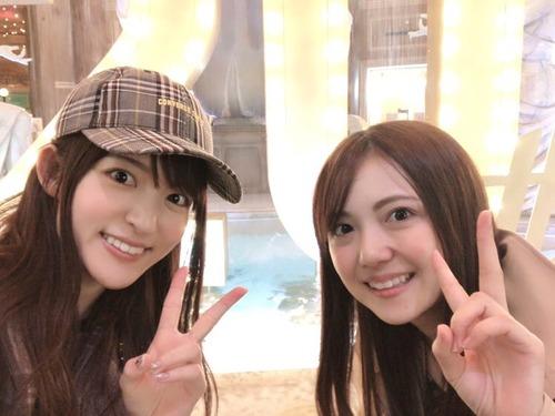 【朗報】小松未可子さん、三上枝織さんとデートをする