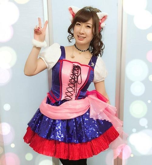 高森奈津美さん、胸と声は完璧な模様www