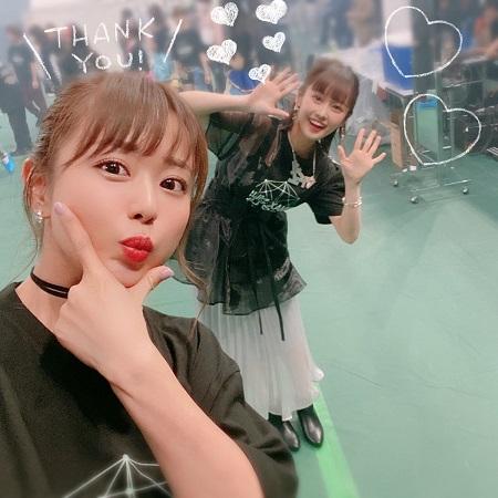 【画像】井口裕香ちゃんと楠木ともりちゃんのツーショットが美人すぎるwwww