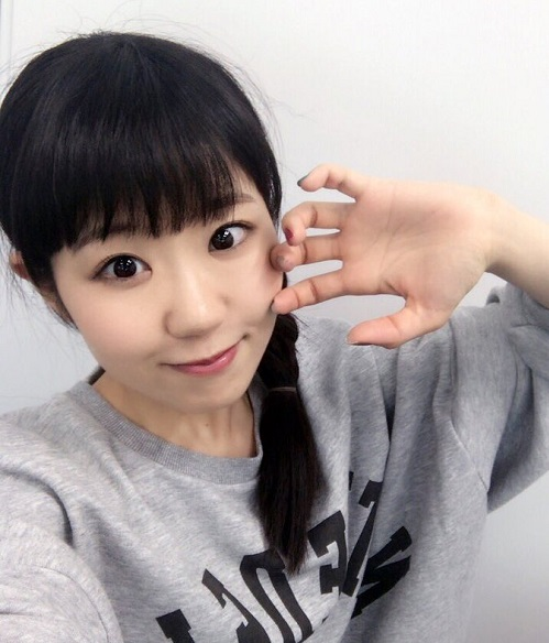 【画像】東山奈央ちゃんの綺麗な腋www