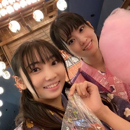 【朗報】矢野妃菜喜さんと大西亜玖璃さん、ついにお台場デートに行く