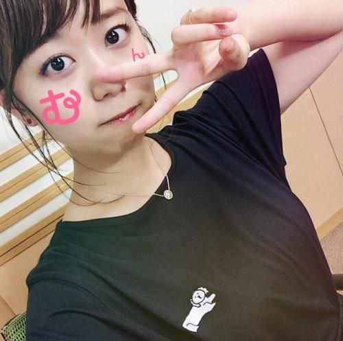 【画像】井口裕香さん(30)、パンパンに太ってムチムチボディになるwww