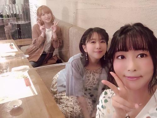 【画像】声優・南條愛乃(37)、茅野愛衣(33)、日笠陽子(36)