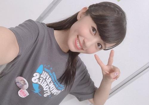逢田梨香子さん、自撮りに夢中でラーメンの汁がほとんど無くなってしまう